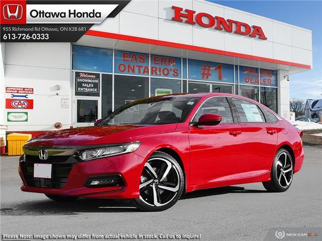 2020 Honda Accord Sport 1.5T (Stk: 333650) in Ottawa - Image 1 of 23