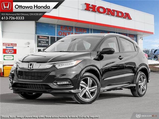 2019 Honda HR-V Touring (Stk: 329600) in Ottawa - Image 1 of 23