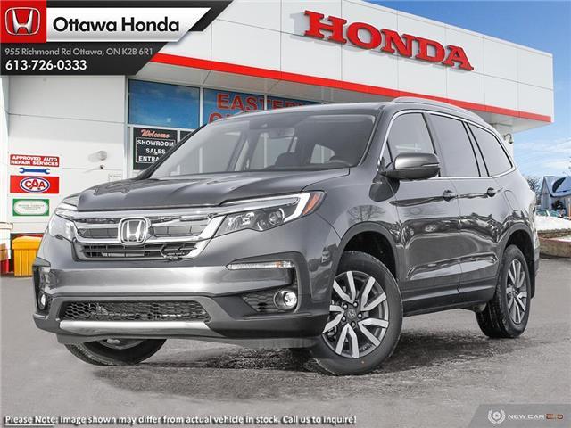 2020 Honda Pilot EX (Stk: 333760) in Ottawa - Image 1 of 21