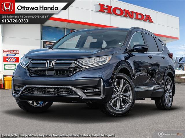 2020 Honda CR-V Touring (Stk: 330830) in Ottawa - Image 1 of 23