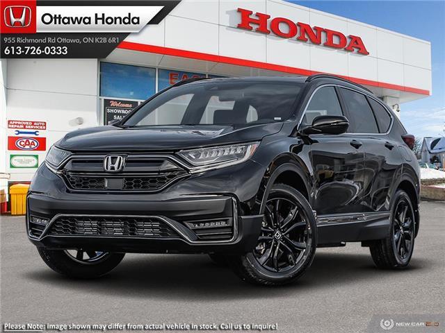 2020 Honda CR-V Black Edition (Stk: 331670) in Ottawa - Image 1 of 23