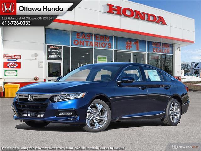 2020 Honda Accord EX-L 1.5T (Stk: 333130) in Ottawa - Image 1 of 23