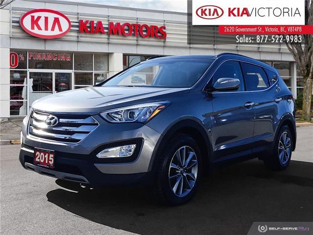 2015 Hyundai Santa Fe Sport 2.0T Limited (Stk: A1543) in Victoria - Image 1 of 26