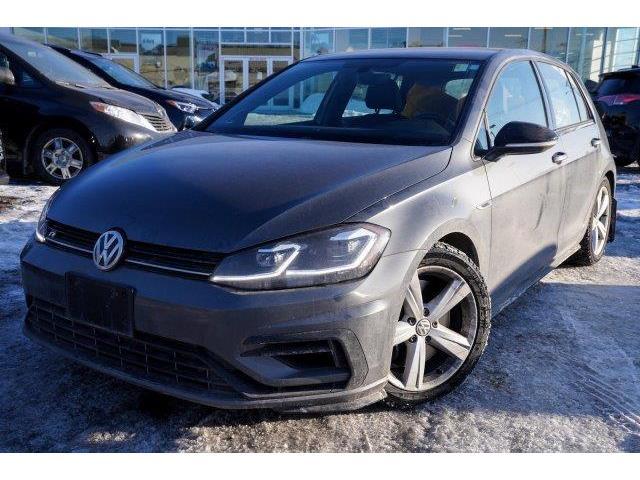 2018 Volkswagen Golf R 2.0 TSI (Stk: L28137) in Ottawa - Image 1 of 1