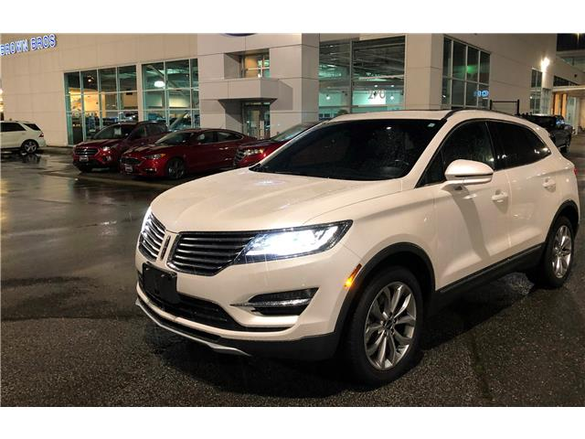 2017 Lincoln MKC Select 5LMCJ2D95HUL23763 OP19478 in Vancouver