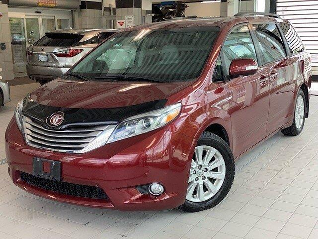 2016 Toyota Sienna Limited 7-Passenger (Stk: 21767A) in Kingston - Image 1 of 30