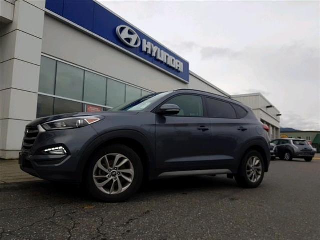 2017 Hyundai Tucson SE (Stk: HA7-7940A) in Chilliwack - Image 1 of 12