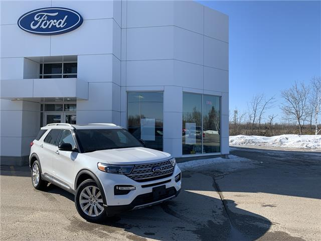 2020 Ford Explorer Limited (Stk: 2066) in Smiths Falls - Image 1 of 1