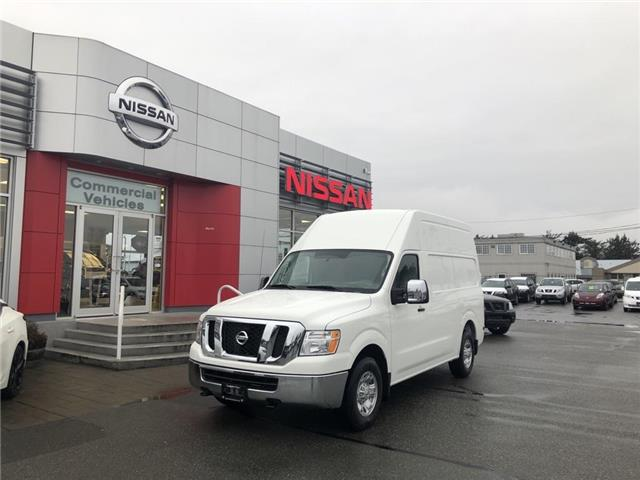 2020 Nissan NV Cargo NV3500 HD SV V8 (Stk: NV02-0123) in Chilliwack - Image 1 of 1