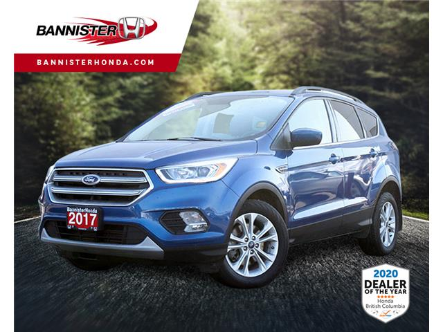 Used 2017 Ford Escape SE  - Vernon - Bannister Honda