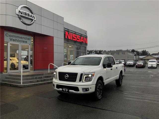 2019 Nissan Titan PRO-4X (Stk: N98-8838) in Chilliwack - Image 1 of 1