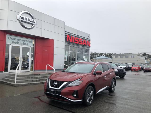 2020 Nissan Murano Platinum (Stk: N06-6453) in Chilliwack - Image 1 of 1