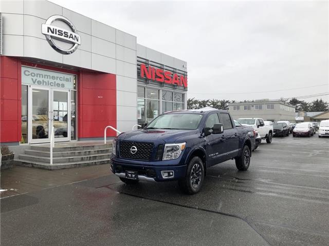 2019 Nissan Titan PRO-4X (Stk: N98-8602) in Chilliwack - Image 1 of 1