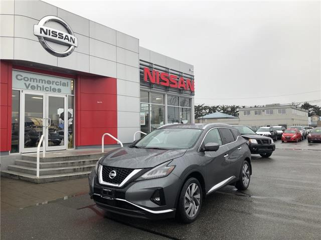 2020 Nissan Murano SL (Stk: N06-8259) in Chilliwack - Image 1 of 1