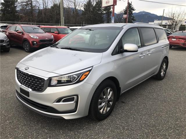2019 Kia Sedona LX (Stk: K19-0155P) in Chilliwack - Image 1 of 15