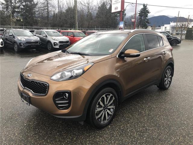 2018 Kia Sportage EX (Stk: K20-0003A) in Chilliwack - Image 1 of 16