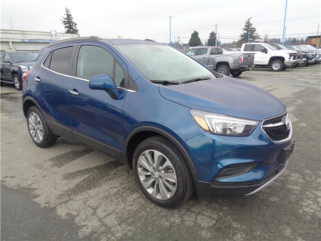 2020 Buick Encore Preferred (Stk: T20063) in Campbell River - Image 1 of 15