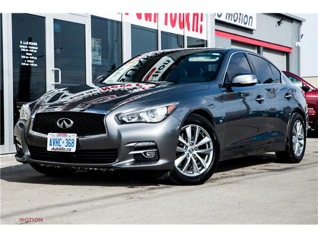 2014 Infiniti Q50  (Stk: T91309) in Chatham - Image 1 of 28