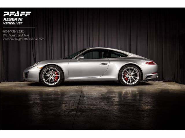 2017 Porsche 911 Carrera 4S (Stk: MV0295AA) in Vancouver - Image 1 of 22