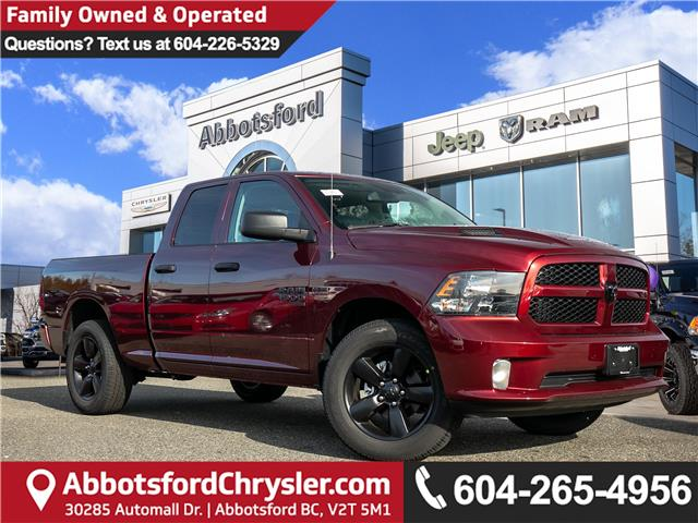 2019 RAM 1500 Classic ST (Stk: K751379) in Abbotsford - Image 1 of 25