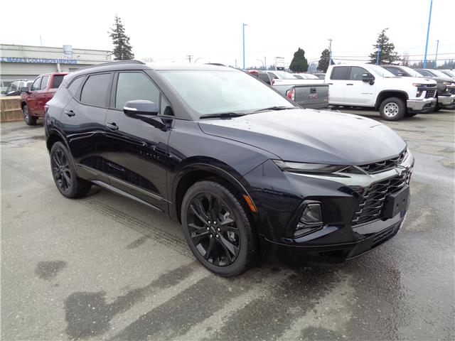 2020 Chevrolet Blazer RS (Stk: T20066) in Campbell River - Image 1 of 18