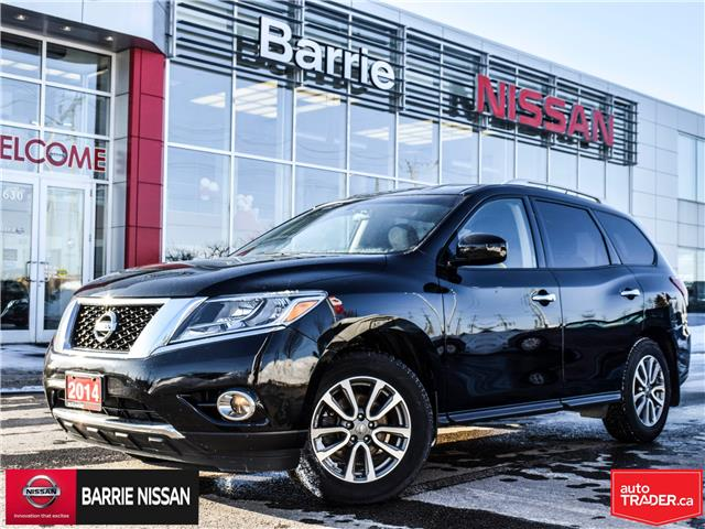 2014 Nissan Pathfinder SV (Stk: P4652) in Barrie - Image 1 of 26