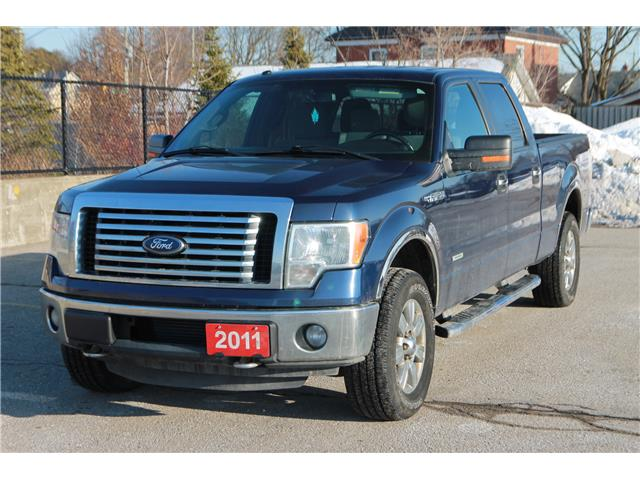 2011 Ford F-150 XLT (Stk: 2001016) in Waterloo - Image 1 of 21
