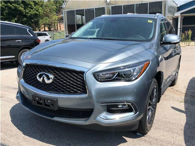 2018 Infiniti QX60 Base (Stk: 18QX6048) in Newmarket - Image 1 of 5