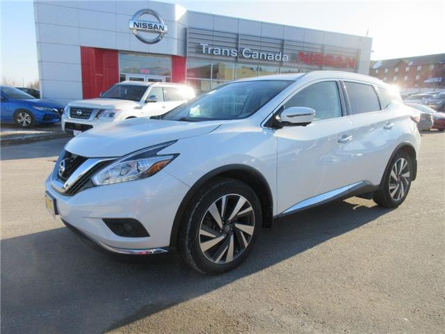 2017 Nissan Murano  (Stk: P5300) in Peterborough - Image 1 of 27