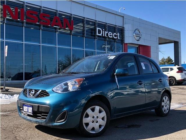 2019 Nissan Micra SV | CERTIFIED PRE-OWNED | RARE COLOR!!! (Stk: P0659) in Mississauga - Image 1 of 19