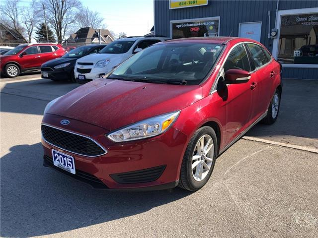 2015 Ford Focus SE (Stk: 66163) in Belmont - Image 1 of 21