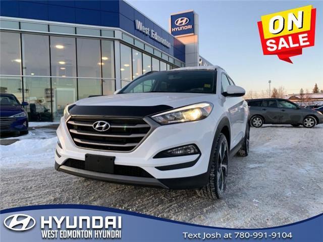 2016 Hyundai Tucson Limited (Stk: E4829) in Edmonton - Image 1 of 28