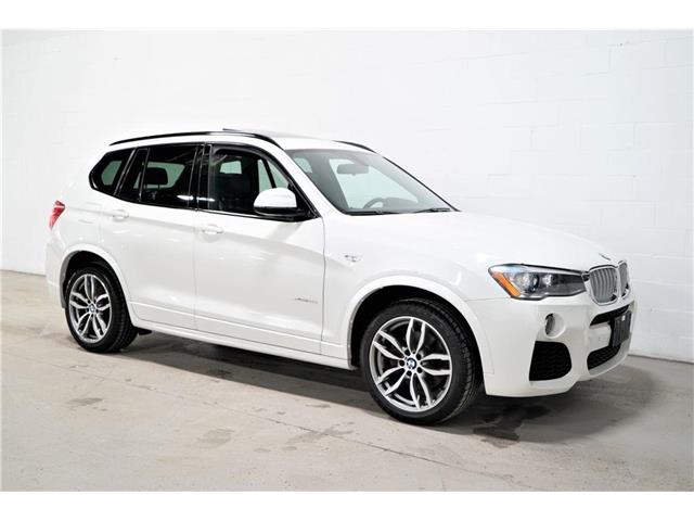 2016 BMW X3 xDrive28i (Stk: D79522) in Vaughan - Image 1 of 30