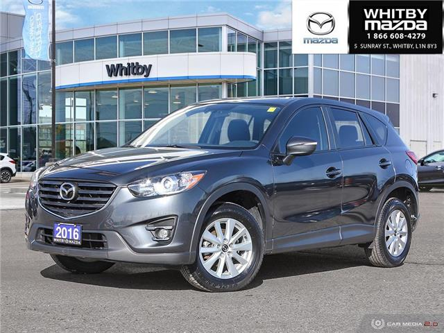 2016 Mazda CX-5 GS (Stk: 2108A) in Whitby - Image 1 of 27
