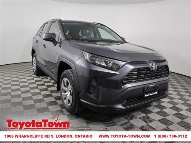2020 Toyota RAV4 LE (Stk: E1706) in London - Image 1 of 28