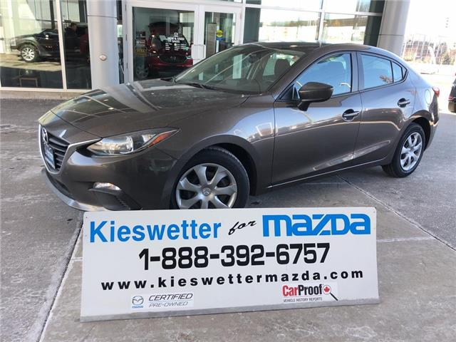 2016 Mazda Mazda3  (Stk: U3943) in Kitchener - Image 1 of 29