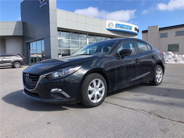 2016 Mazda Mazda3  (Stk: 19C009A) in Kingston - Image 1 of 2