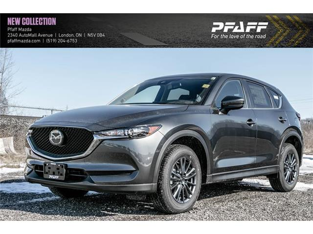 2020 Mazda CX-5 GS (Stk: LM9504) in London - Image 1 of 12
