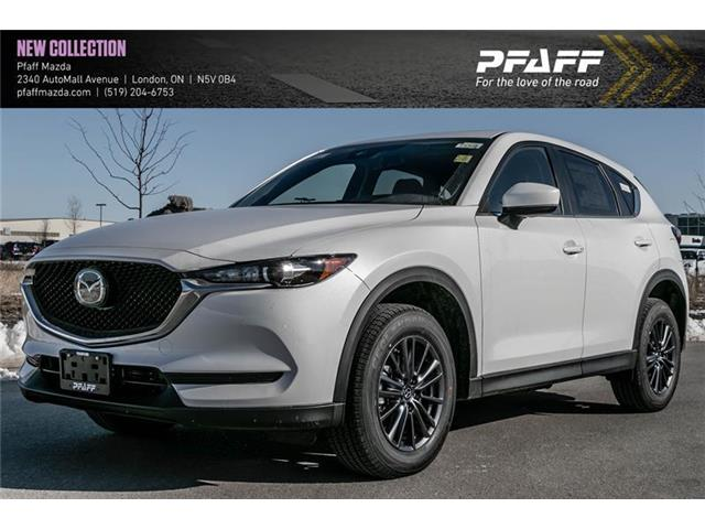 2020 Mazda CX-5 GS (Stk: LM9505) in London - Image 1 of 12