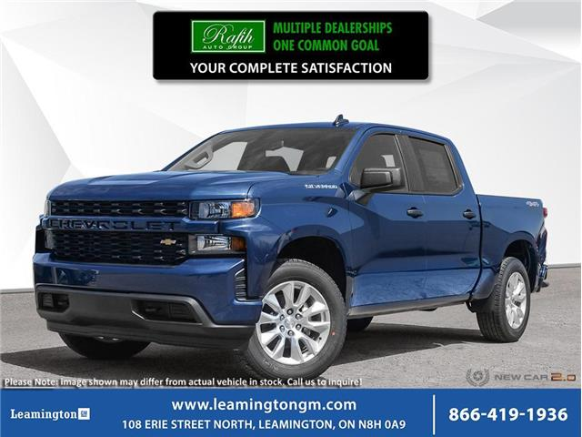 2020 Chevrolet Silverado 1500 Silverado Custom (Stk: 20-278) in Leamington - Image 1 of 23