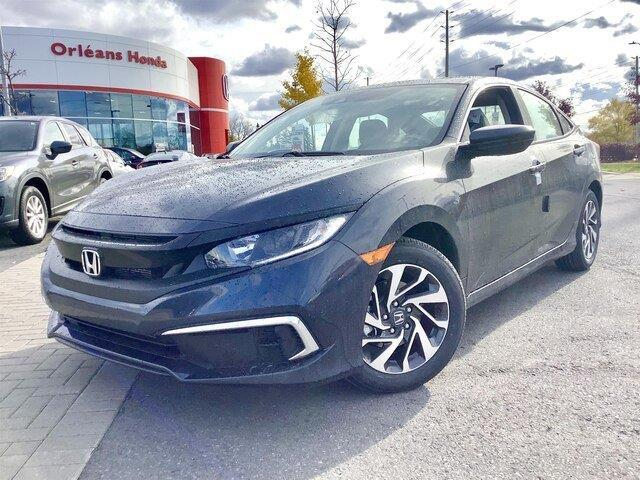 2020 Honda Civic EX (Stk: 200375) in Orléans - Image 1 of 23
