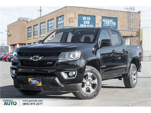 2019 Chevrolet Colorado Z71 (Stk: 116808) in Milton - Image 1 of 19