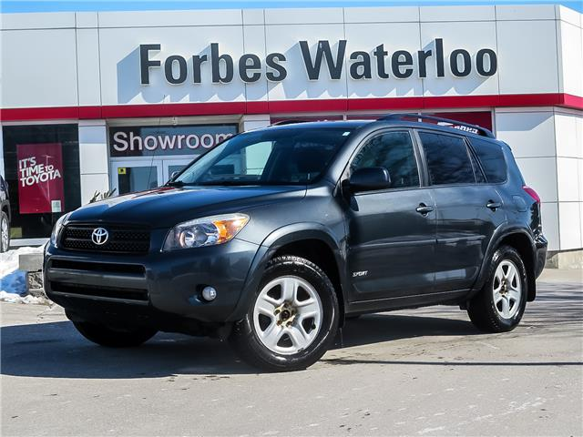Used 2008 Toyota RAV4 Sport  - Waterloo - Forbes Waterloo Toyota
