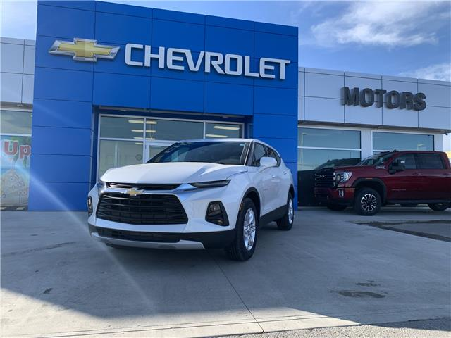 2020 Chevrolet Blazer LT (Stk: 214551) in Fort MacLeod - Image 1 of 17