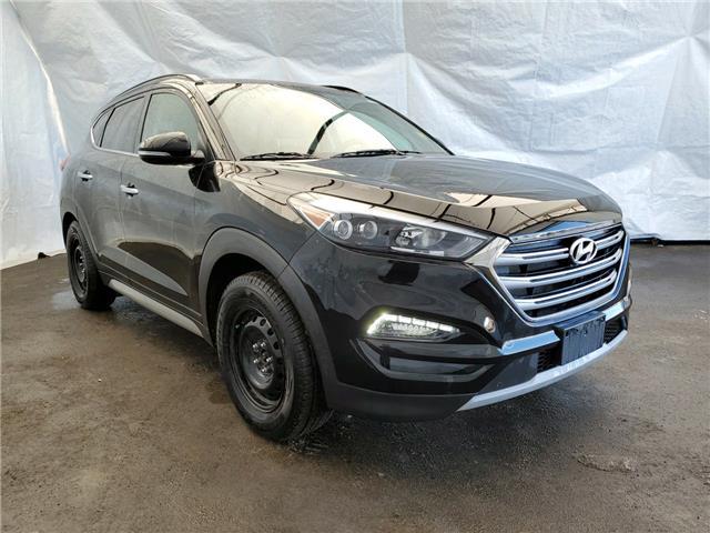 2018 Hyundai Tucson Ultimate 1.6T (Stk: 2010501) in Thunder Bay - Image 1 of 20