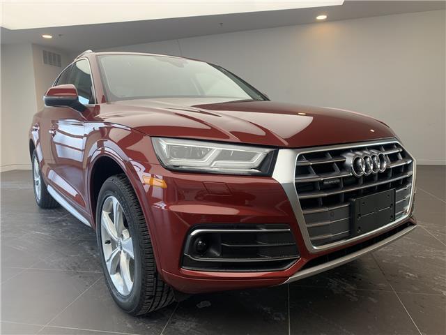 2020 Audi Q5 45 Progressiv (Stk: 51427) in Oakville - Image 1 of 21