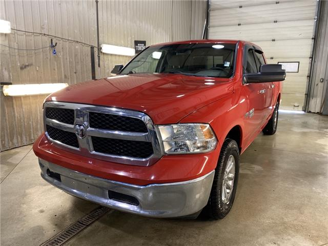 2013 RAM 1500 SLT (Stk: KT086A) in Rocky Mountain House - Image 1 of 25