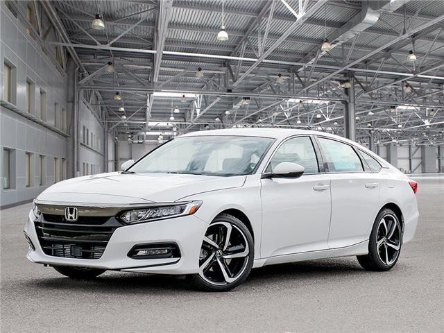 2020 Honda Accord Sport 1.5T (Stk: 6L31770) in Vancouver - Image 1 of 22
