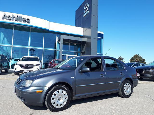 2007 Volkswagen City Jetta 2.0 (Stk: P5952A) in Milton - Image 1 of 11