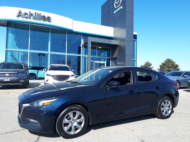 2017 Mazda Mazda3 GX (Stk: P5967) in Milton - Image 1 of 11